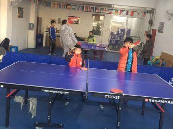 毅子乒乓球培训