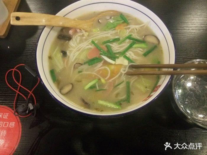 爱米大师级火锅米线菌汤米线图片 - 第2张