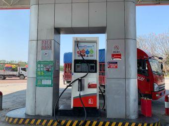 中国石化柘城服务区加油站