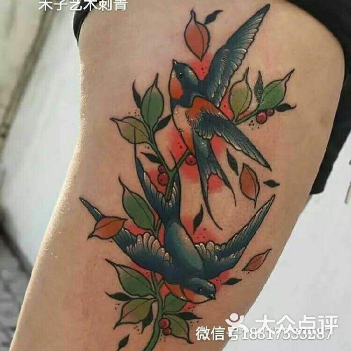 dpuser_0339619233           啊芳_2438           禾子艺术纹身图片
