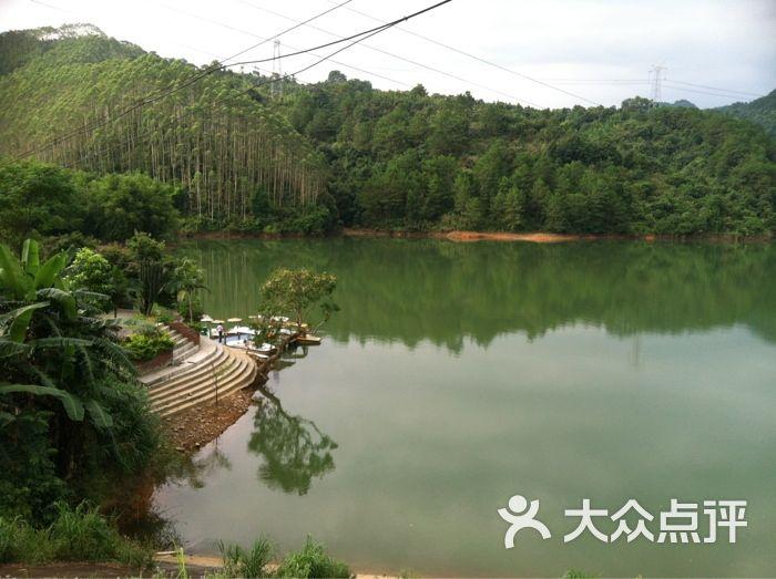 仙人湖景区