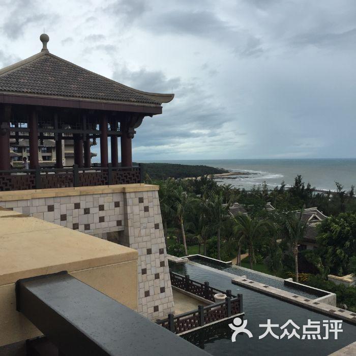 海南棋子湾开元度假村图片