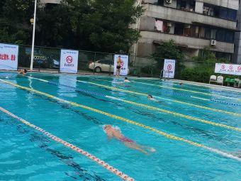 自贡市游泳场