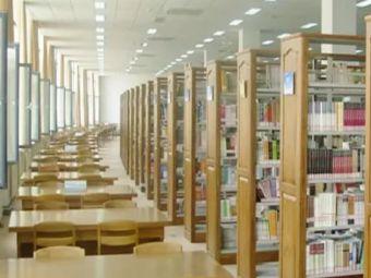 青岛科技大学崂山校区图书馆