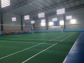 传羽体育羽毛球馆