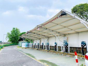 吴中区太湖湖滨公园电动汽车充电站
