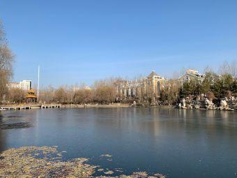 哈尔滨商业大学北区