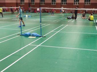 哈尔滨工程大学体育馆