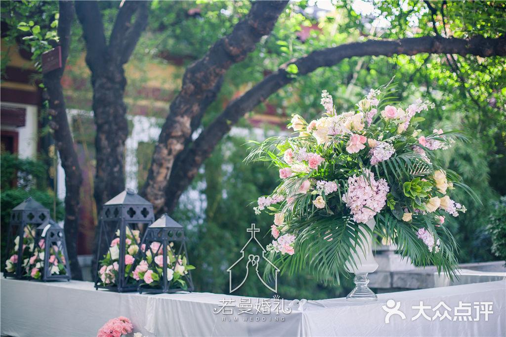 【欧式花园户外婚礼-结婚套餐】-若曼婚礼策划-大众