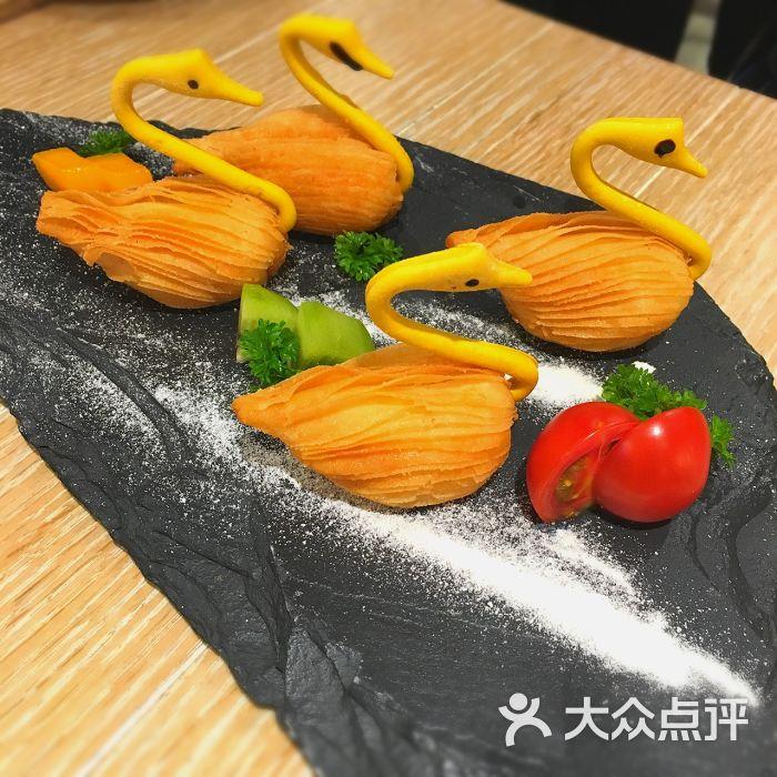 寻味双井(香港星美城店)-猫山王天鹅酥图片-北岛富力食奥比奇妙图片