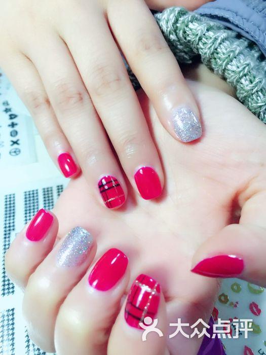 文文美甲韩式定妆工作室-图片-上海丽人-大众点评网
