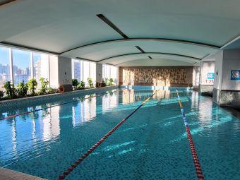 香格里拉饭店-室内游泳池