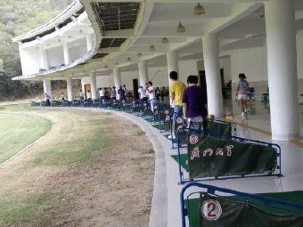 大学高尔夫练习场