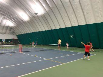 约顿气膜网球馆