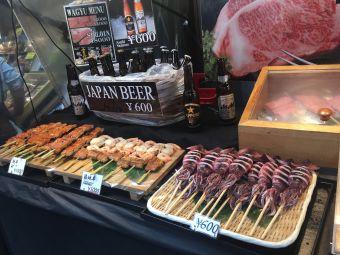 築地魚市場 寿司ワークショップツアー
