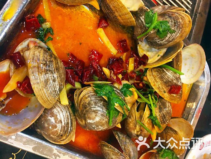 金鑫海鲜烧烤城-图片-大连美食-大众点评网