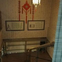 彭浦店的环境很好,各处都有对于艾灸的介绍,很有古风韵味,小房间的图片