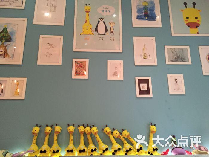 糖闺蜜甜品屋-大堂图片-上海美食-大众点评网