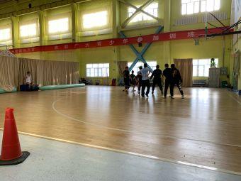 石油新村篮球馆羽毛球馆