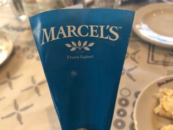 Marcel's frozen yogurt
