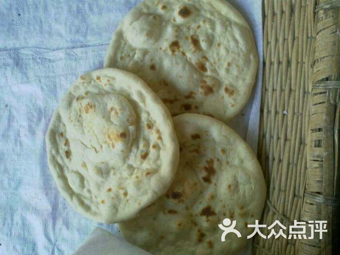 正宗厚烧饼 烧饼实拍图片 枣庄美食