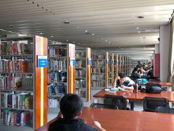金海岸文化艺术中心-图书馆