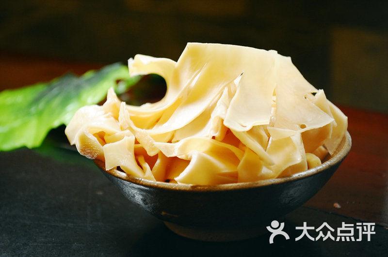 升凡老火锅(石桥铺店)鲜猪黄喉图片 - 第8张