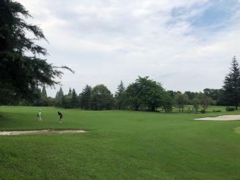 青城山高尔夫俱乐部