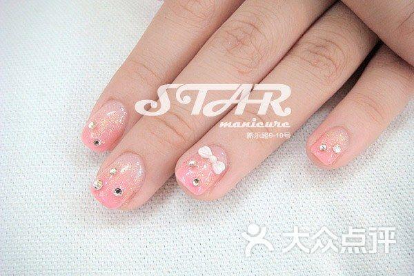 star美甲店(新乐路店)-粉色小可爱图片-上海丽人-大众