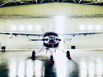 安吉天子湖机场·高空跳伞基地