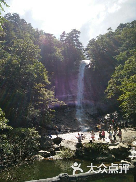 天堂寨风景区-瀑布图片-金寨县周边游-大众点评网