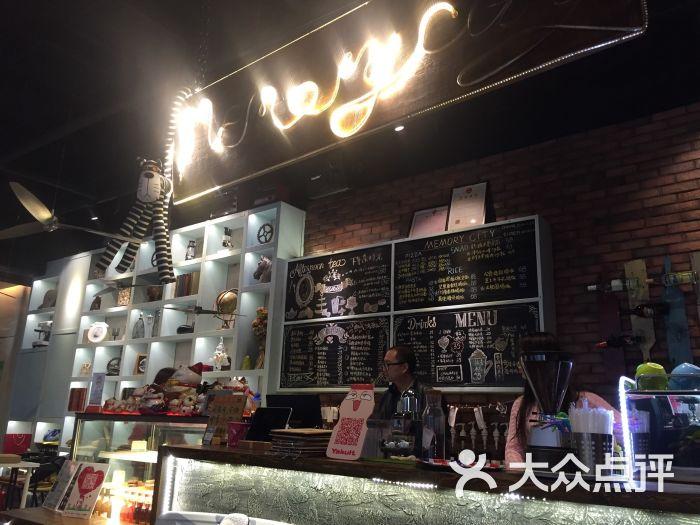 洋可可memorycity主题餐厅收银台图片 - 第2张图片