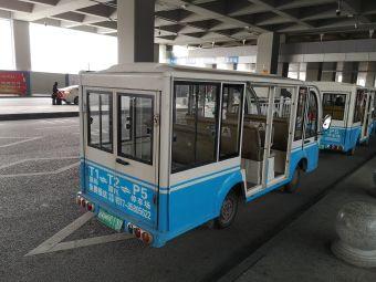 温州龙湾国际机场停车场
