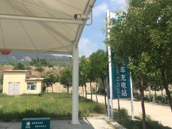 (沙城服务区)公共厕所