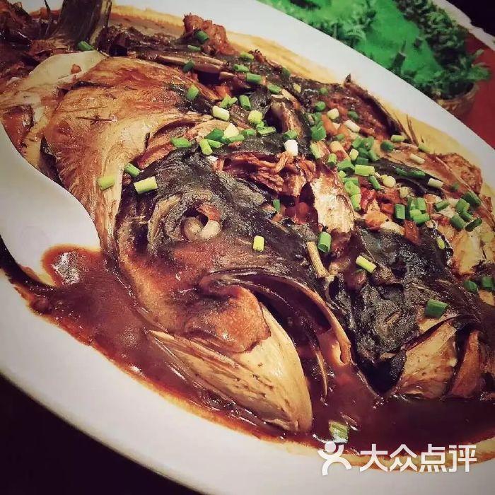 千岛湖鱼头泡饼