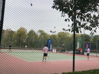 快乐网球训练营