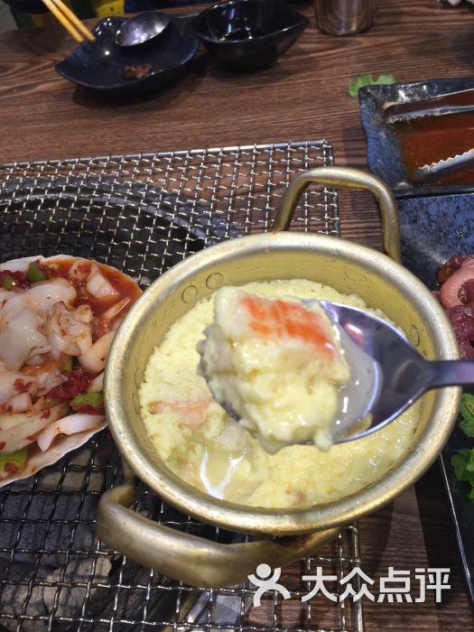 鑫釜山铁桶海鲜烧烤店-图片-盘锦美食-大众点评网