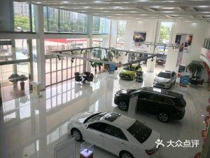 九江广汽丰田