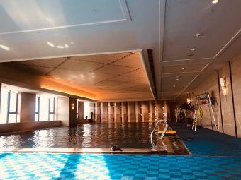 万达文华酒店游泳馆