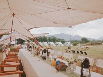 竹家庄露营地湿地公园
