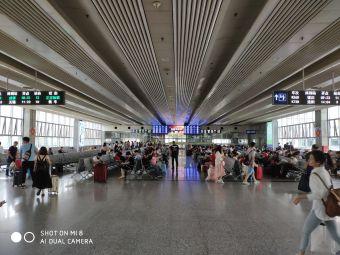 上海站南廣場停車場