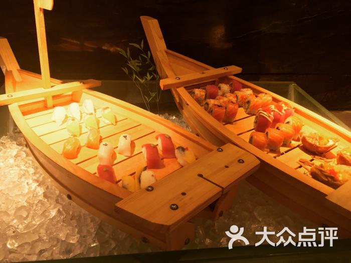 万达艾美平菇新图片西餐厅-寿司美食-重庆酒店素炒食谱炒翠笋图片