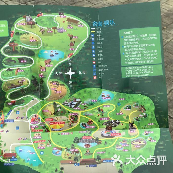 淹城野生动物世界图片-北京动物园-大众点评网