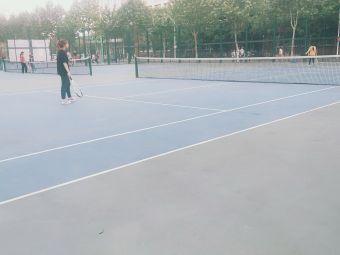 轻工业学院-网球场