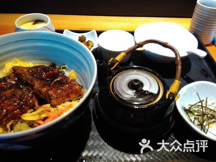 大江户(浦电路店)-烤活鳗茶泡饭定食图片-上海美食