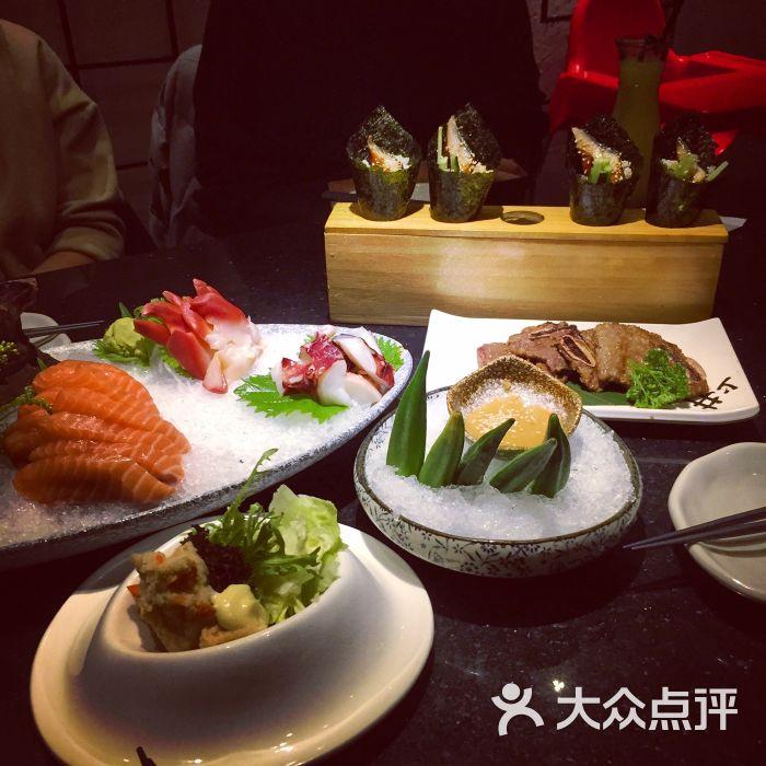 上井精致料理(环球中心店)-美食-成都图片-大众吴越美食图片