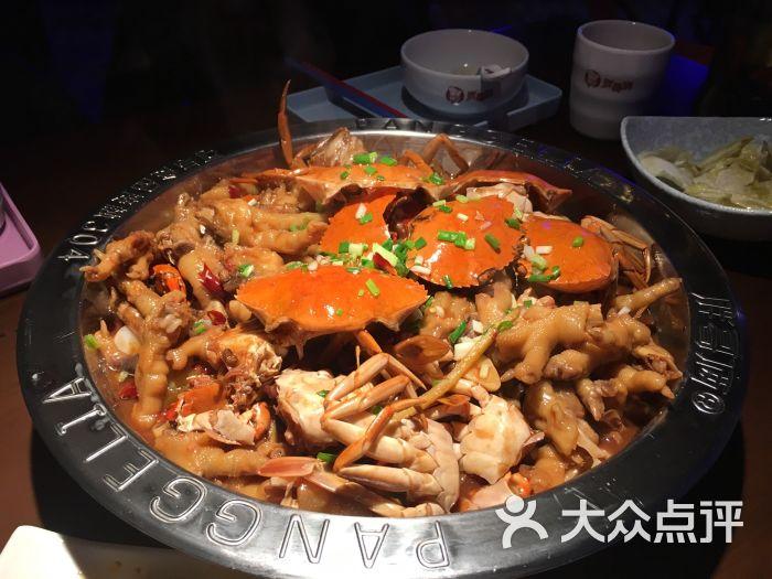 胖哥俩肉蟹煲(巴黎春天店)招牌肉蟹煲图片 - 第5197张