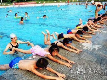 天来大酒店·室内恒温花园式游泳池