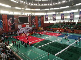 岭南明珠体育馆