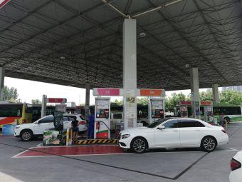 中国石化龙禹加油加气站